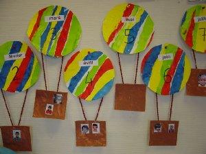 Arts plastiques - Decoration des classes pour la rentree scolaire ...
